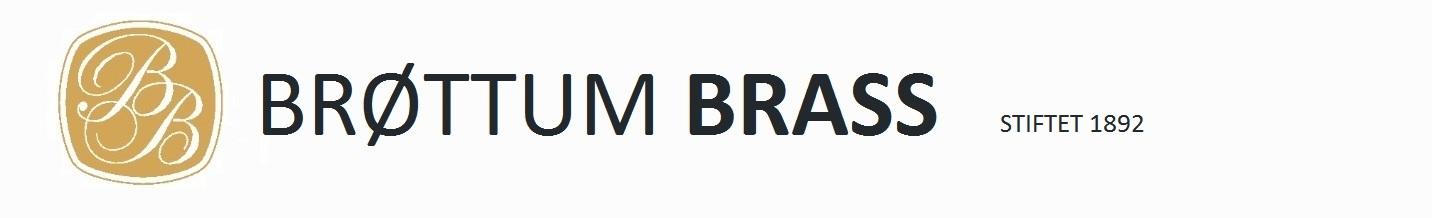 Brøttum Brass Logo